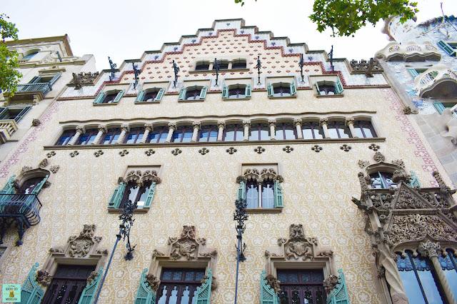 Casa Amatller, Barcelona
