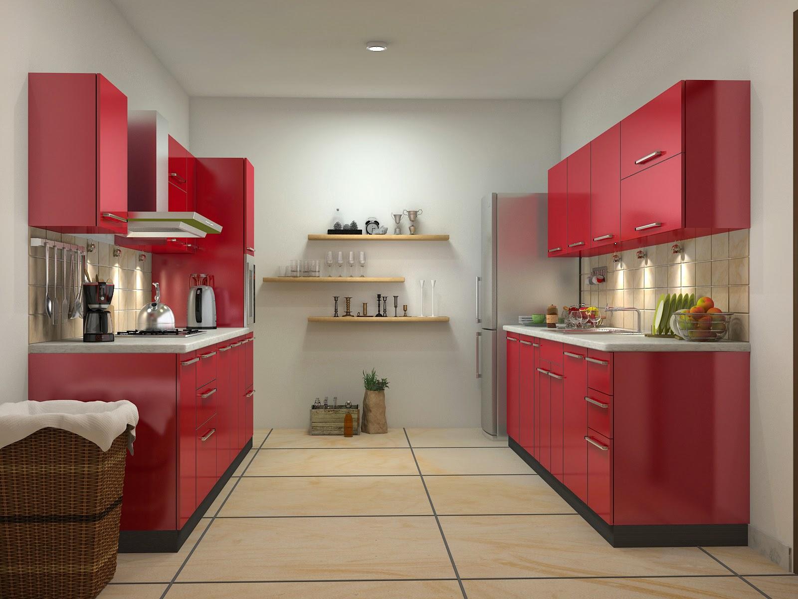 Modular Kitchen inspiration   Interior Decor Blog ...