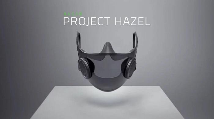 Razer Project Hazel Mask-The World's Smartest Mask