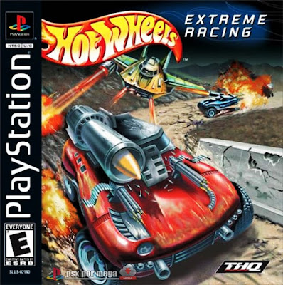 descargar hot wheels extreme racing psx mega