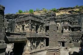 7. अजंता-एलोरा के मंदिर (Temple of Ajnta-ellora)