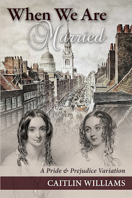 Book Cover: When We Are Married by Caitlin Williams