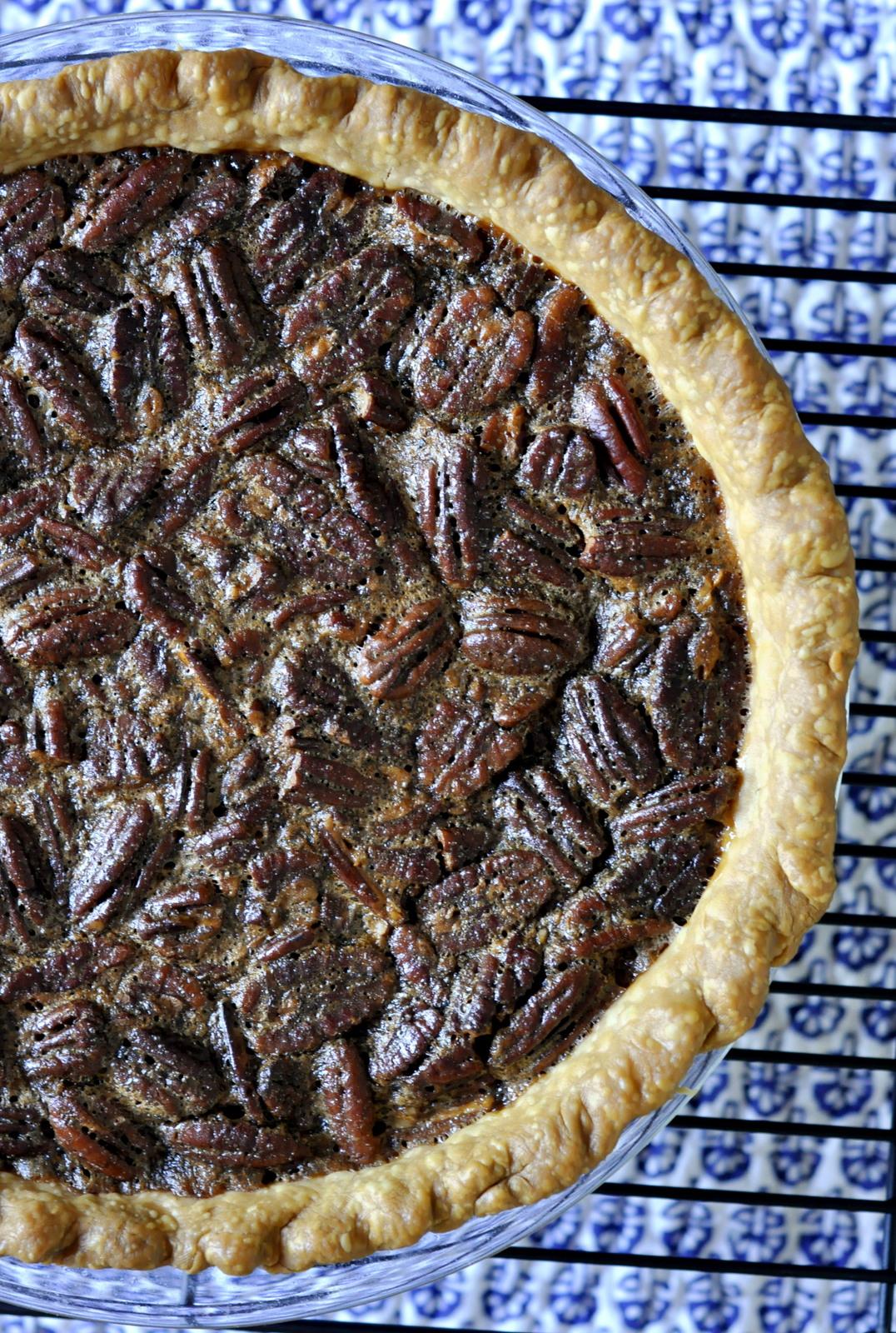 Classic Pecan Pie | Taste As You Go