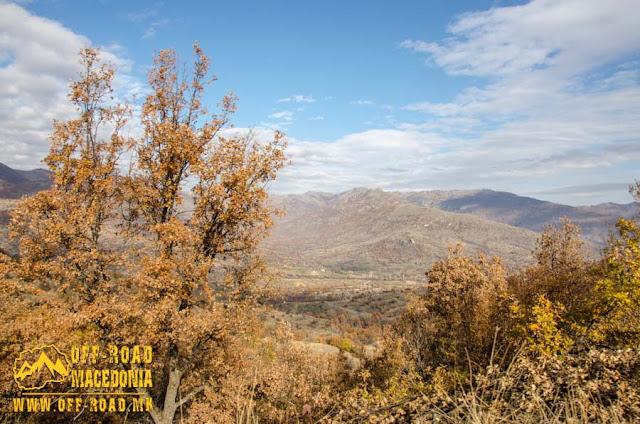 Mariovo region, Macedonia - panorama