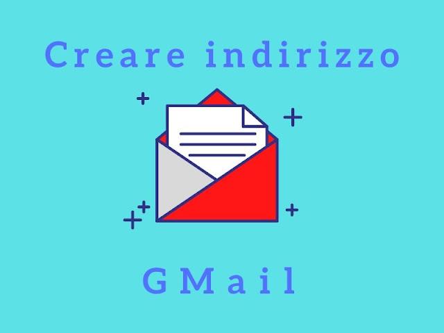 Come creare un indirizzo email su Gmail
