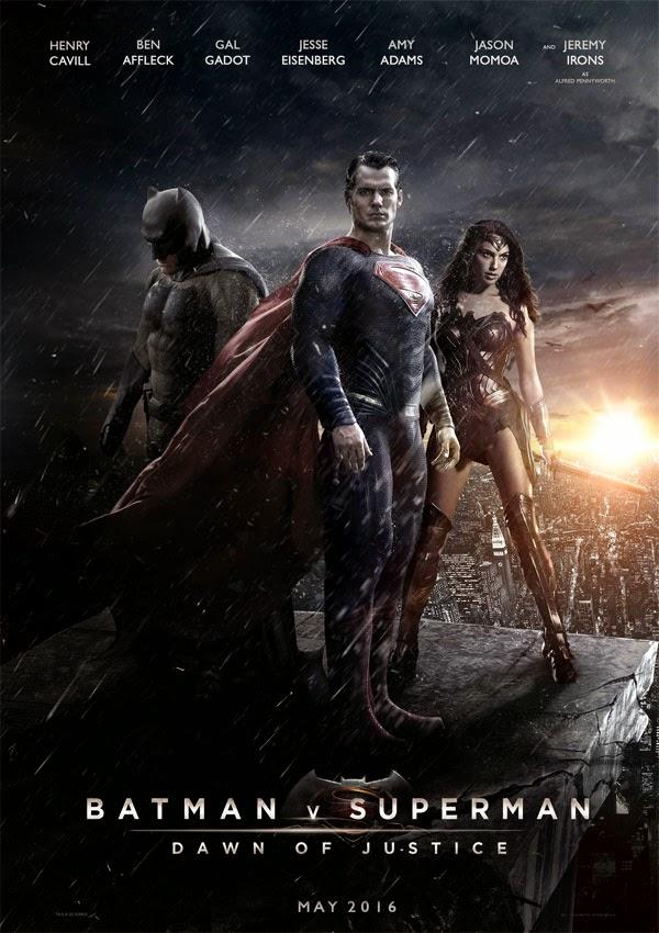 Batman vs Superman: A Origem da Justiça - Dublado