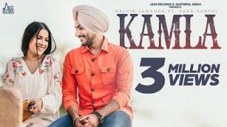 Kamla Lyrics Rajvir Jawanda Ft Sara Gurpal