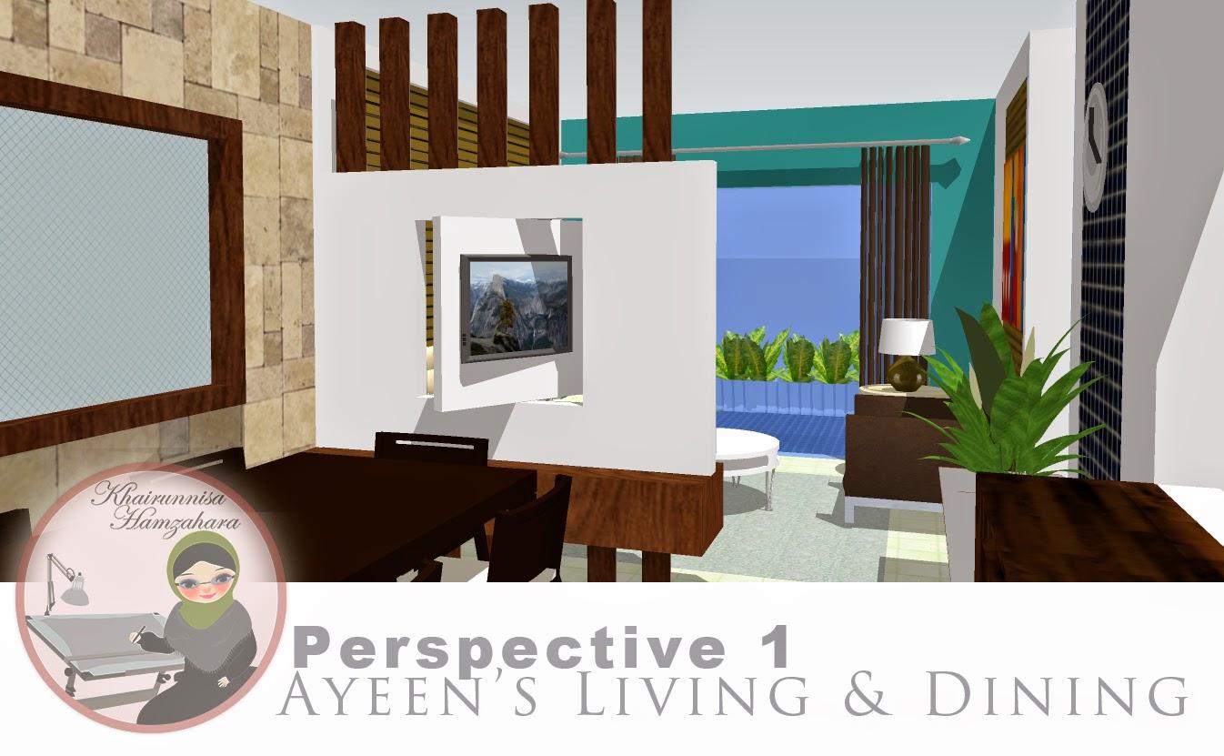 cara menghias rumah Rekabentuk Design Ruang Makan dan