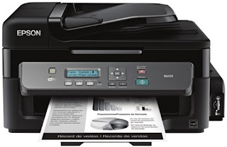 Epson_WorkForce_M205 Printer_Driver_Download