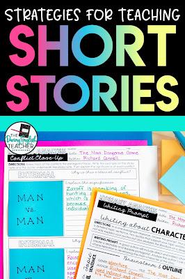 Strategies for Teaching Short Stories