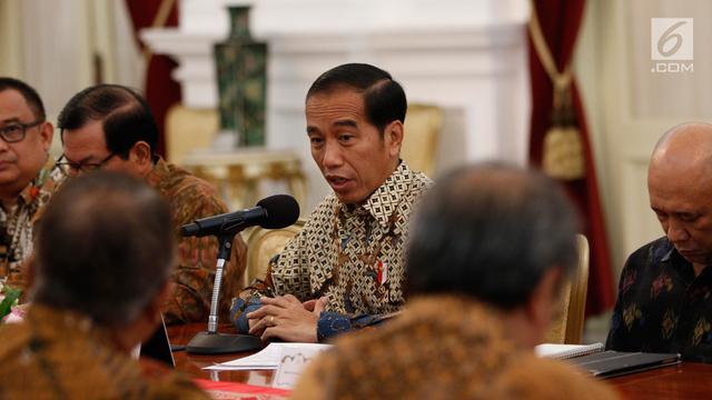 Setidaknya Jokowi sudah Jujur, Selama Ini Dia di Bawah Tekanan