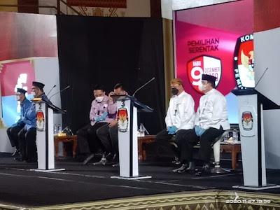 Debat Putaran Terakhir, Paslon No. 3 Paparkan program 'Mall Pelayanan Publik'