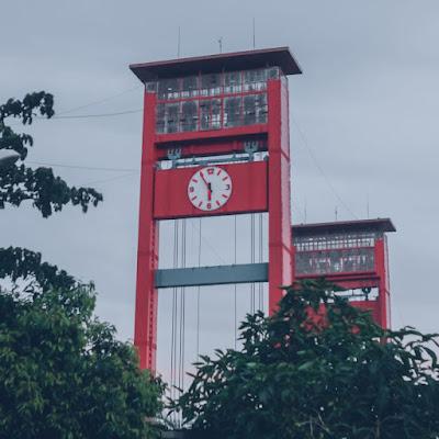 Jempatan Ampera Palembang