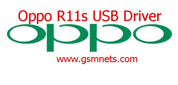 Oppo R11s USB Driver Download