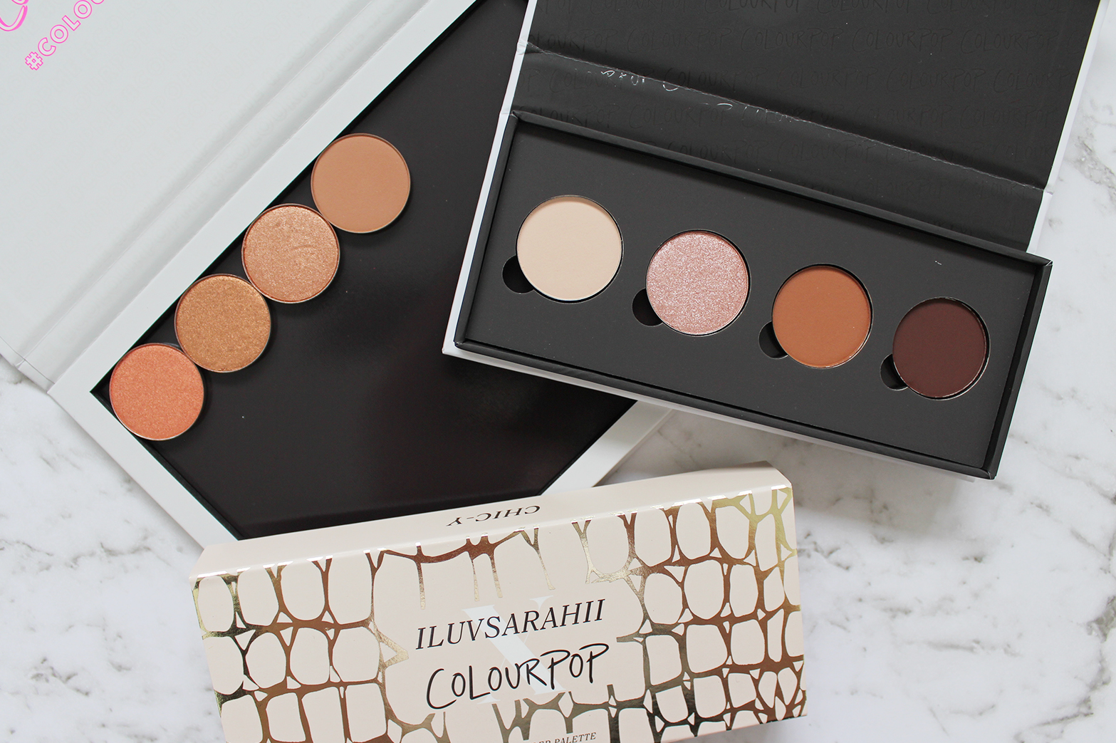 COLOURPOP | Haul - 5 Million Followers Freebies + More - CassandraMyee