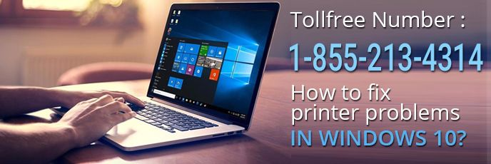 How to fix Printer Problems in Windows 10