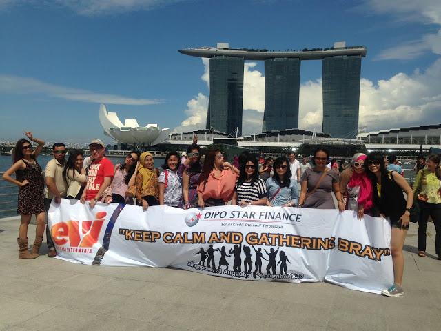 Paket Wisata Singapore 3 hari 2 malam - 3D2N Paket Tour Singapore