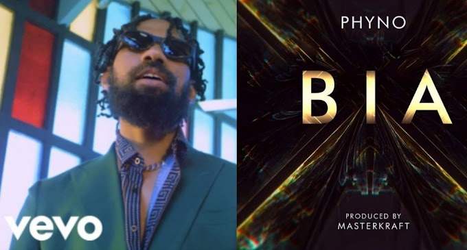 """Phyno's new track """"Bia"""" is out"""