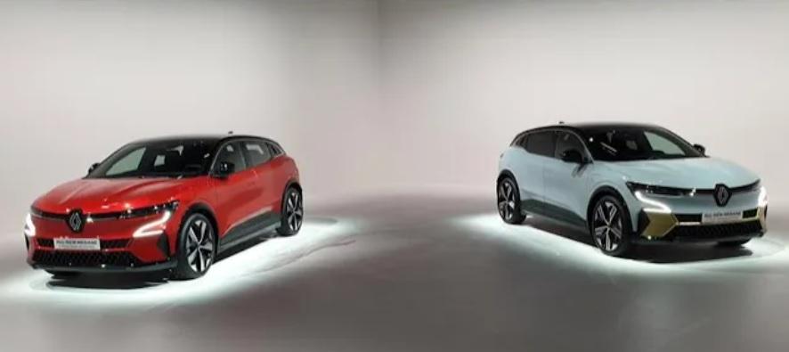2021 - [Renault] Mégane E-Tech Electric [BCB] %253Beg