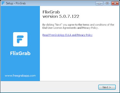 FlixGrab Premium (Inglés) Descarga Vídeos de Netflix