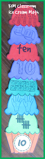 Number recognition hands on activity