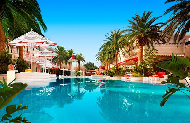 Hotel Encore Beach Club em Las Vegas