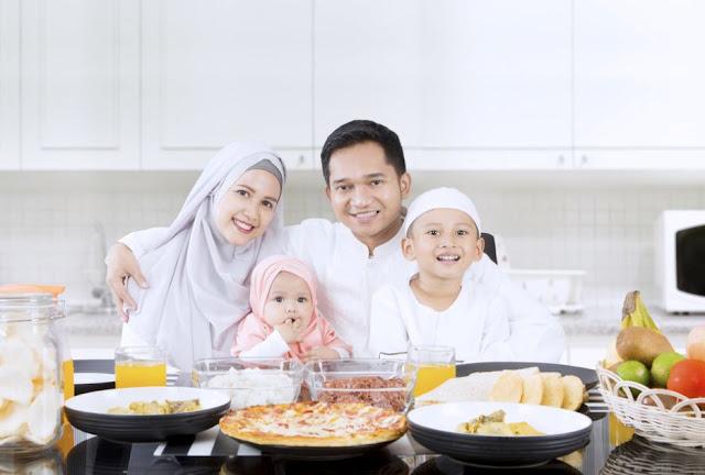 Menu Buka Puasa Bersama Keluarga