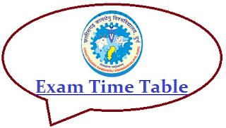 Chhattisgarh Kamdhenu University Exam Date Sheet 2021