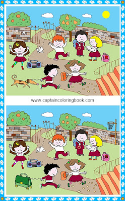 Educations kids page