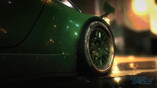 Need for Speed Tablet Wallpaper