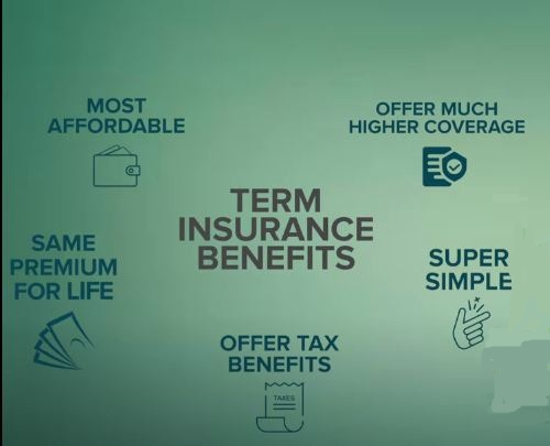 Five Important Benefits of Buying Term Life Insurance