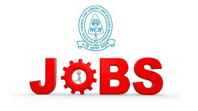 NCCBM Job Recruitment for Technical Assistants 2021