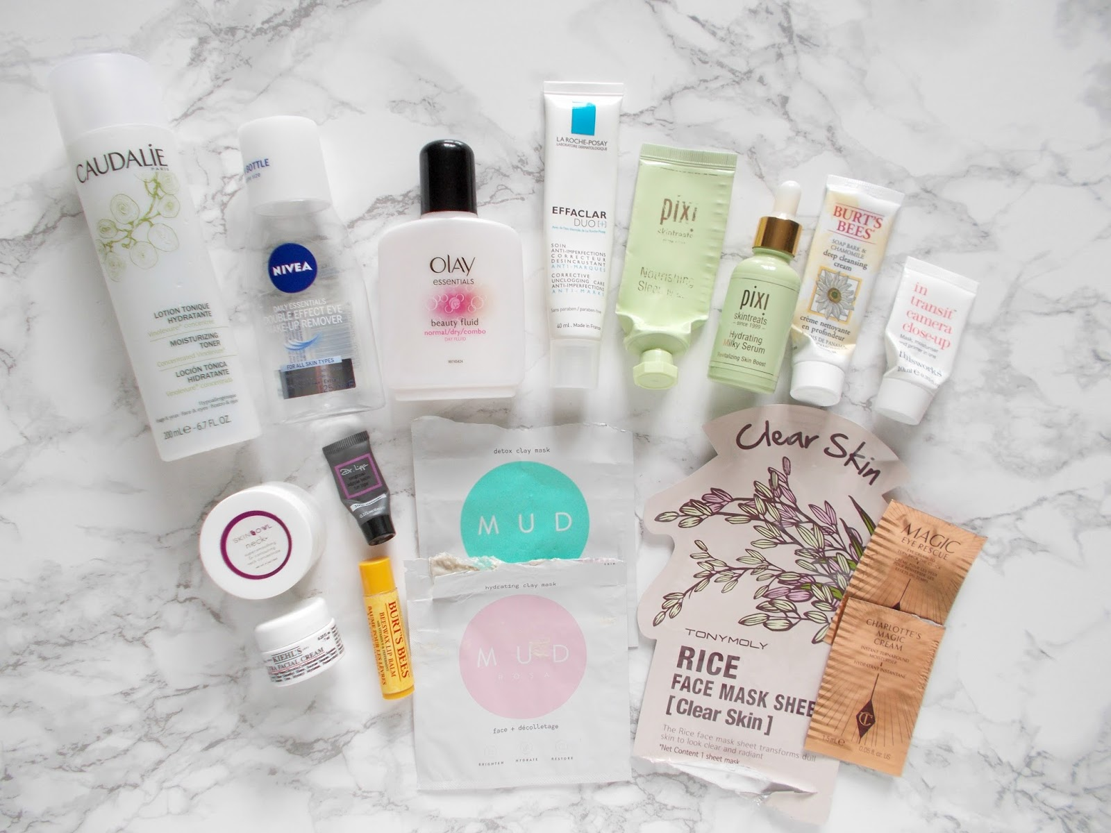 danielles beauty blog skincare empties