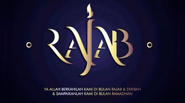 Istighfar Bulan Rajab dari Alhabib Hasan bin Abdullah Alhaddad