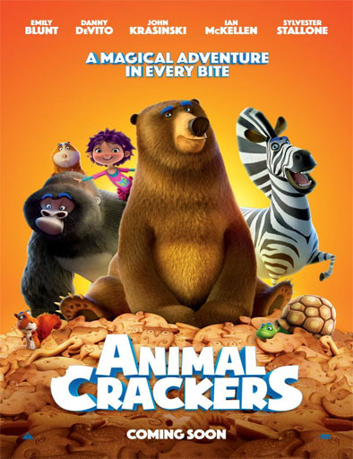 Animal Crackers (Galletas de animalitos) (2017) | DVDRip Latino HD GoogleDrive 1 Link