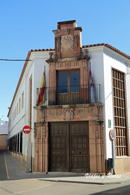 Casa Párraga de Alcázar de San Juan