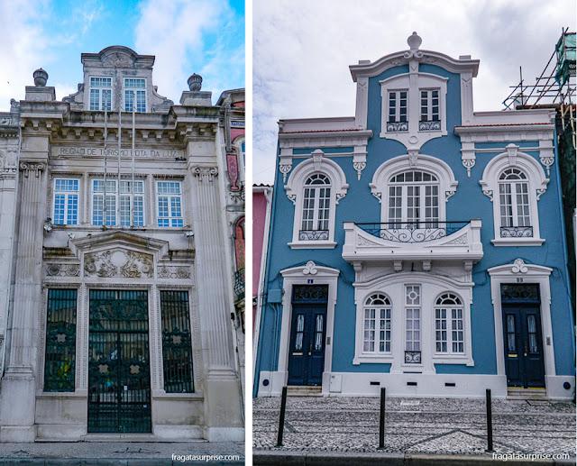 Arte Nova: Centro de Turismo de Aveiro e o Edifício Rossio