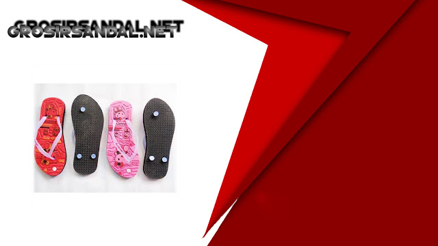 Sandal AMX HelloKity Simplek Wanita Indonesia