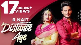 Distance Age Lyrics R Nait and Gurlez Akhtar