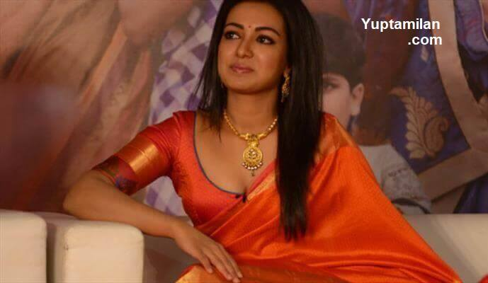 Catherine Tresa Spicy Saree Stills & Hot Images