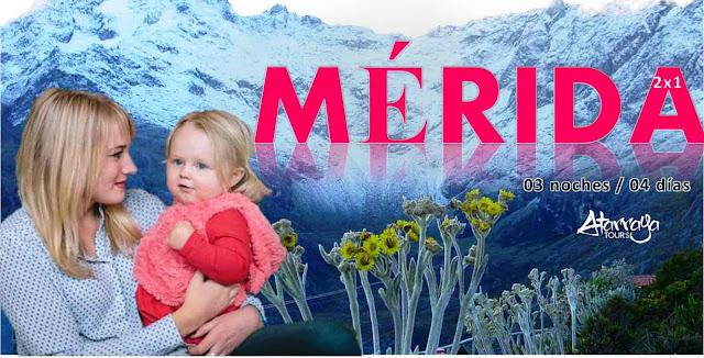 imagen Mérida trae para ti  2x1 día de las Madres