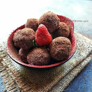 Ide Resep Masak Kue Milo Brownies Truffle Balls