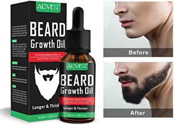 افضل زيت انبات اللحية والشنب : beard growth
