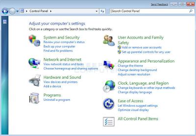 Cara menampilkan file hidden tersembunyi di windows 7