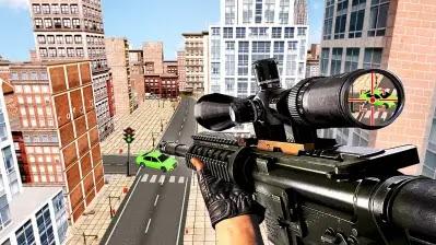 تحميل لعبة sniper 3d مهكرة اخر اصدار 2021