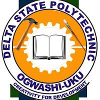 DELTA POLY, Ogwashi-Uku 2018/2019 ND & HND Part-Time Admission Form