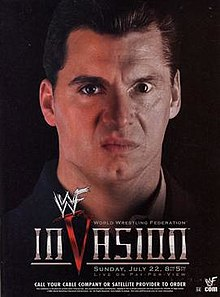 WWF Invasion PPV Review