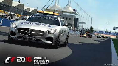 تحميل لعبة F1 2016 للكمبيوتر