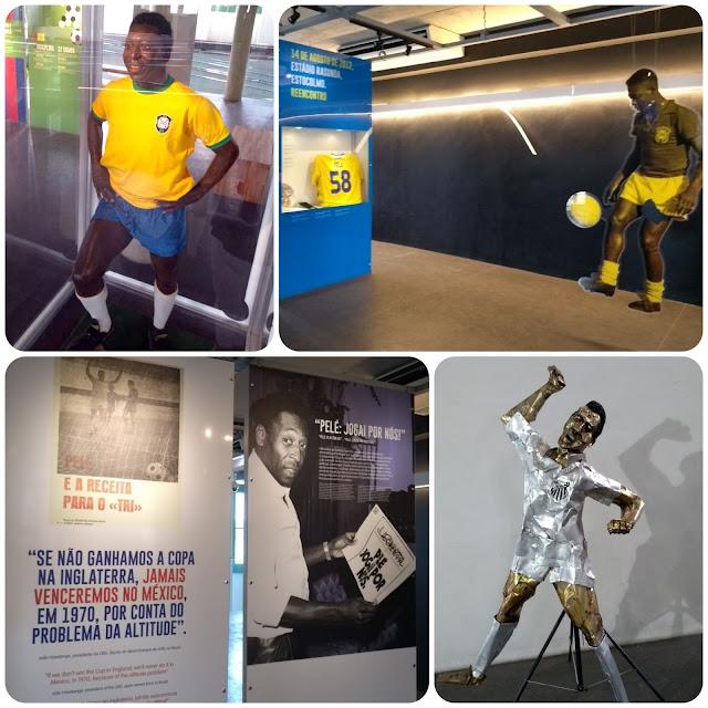 Museu Pelé, em Santos