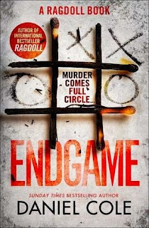 Photo of the book cover of Endgame by Daniel Cole